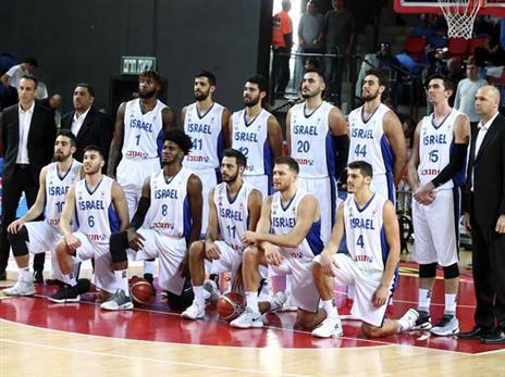 נבחרת ישראל, גרסת מוקדמות מונדובאסקט 2019 (אלן שיבר)
