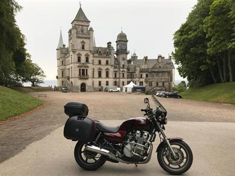 יומן מסע: כך חרשתי את סקוטלנד באופנוע