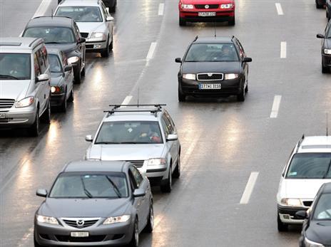 דיווח: ברקס לכביש החוקי המהיר בעולם
