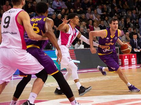 פניני. 11 נקודות שלו לא הספיקו (FIBA)