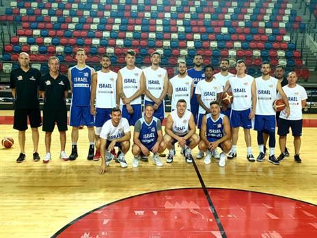 הנבחרת בדרייב אין לקראת האליפות (איגוד הכדורסל)