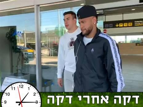 דיווח: ההצעה המפתיעה של ניימאר לברצלונה