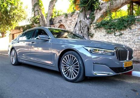 סופר יוקרה: מבחן ב-BMW סדרה 7 חדשה