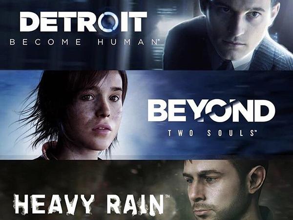 במהלך 2019 הגיעו גם משחקי Quantic Dreams אל המחשב האישי