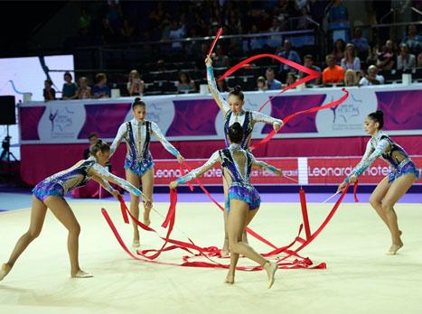 נבחרת ההתעמלות, היום (הוועד האולימפי)