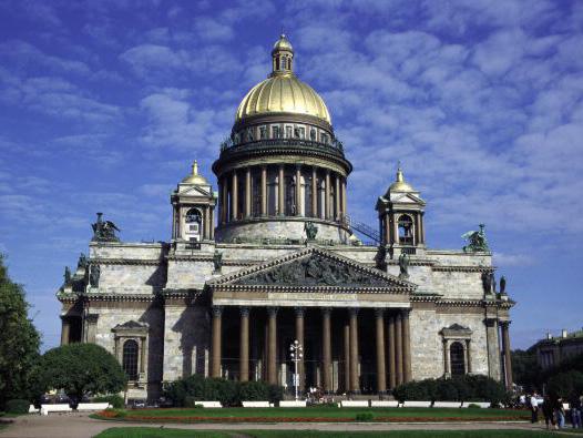 כנסיית יצחק הקדוש, ממבני הדת המרשימים בפטרסבורג