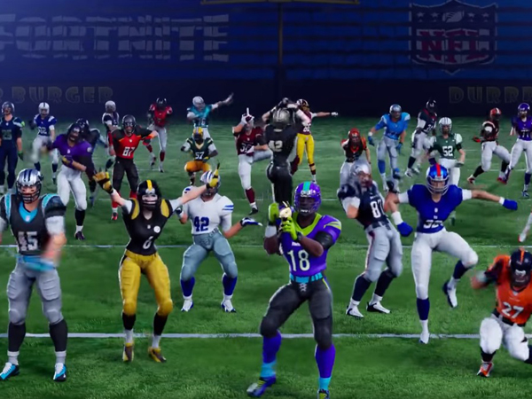כל אחת מ-32 הקבוצות ב-NFL תקבל סקינים משלהם