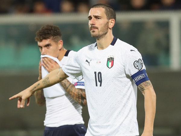משחק הפתיחה: איטליה ובונצ'י מול טורקיה (GETTY)