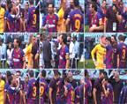 בהפגנתיות: מסי התעלם מעוזר מאמן ברצלונה