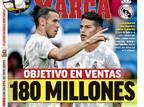 180 מיליון יורו: היעד של ריאל מדריד לקיץ