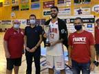 מנקו נבחר ל-MVP בטורניר הכנה עם שאלון
