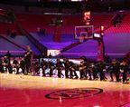 """""""שיחקנו בלב כבד"""": גל מחאה נוסף ב-NBA"""