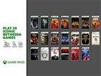 20 משחקים אייקוניים מצטרפים ל-Game Pass