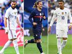 משולש הקסם: צרפת מציגה התקפה מפחידה