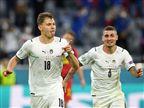 יפה כלבנה: איטליה בחצי, 1:2 על בלגיה