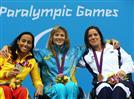 פראלימפי: פיזרו זכתה בארד ב-50 מ' חופשי