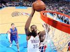 סיום דרמטי במיוחד לעונה הסדירה ב-NBA