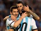 0:2 לארגנטינה על סלובניה, מסי הבקיע