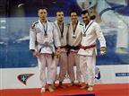 ג'יו ג'יטסו: 2 מדליות זהב עולמיות לישראל