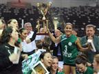 """צפו: כפ""""ס זכתה בגביע המדינה בכדורעף לנשים"""