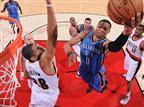 טירוף: 14 תקצירים מלילה ענק ב-NBA