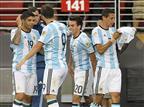 ארגנטינה פתחה ברגל ימין את הקופה (GETTYIMAGES)