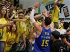 דרבי תל אביבי בחצי: מכבי ניצחה ועלתה לפיינל פור
