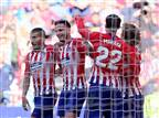 0:1 לאתלטיקו מדריד על ויאדוליד משער עצמי