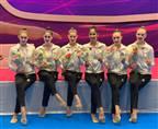 פתיחה נהדרת: מדליית כסף לנבחרת בקרב רב