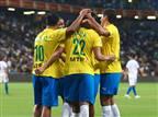 רקדו על הדשא: 2:4 לאגדות ברזיל מול ישראל
