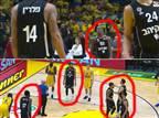 מכבי קופחה: 6 שחקני ירושלים היו על הפרקט