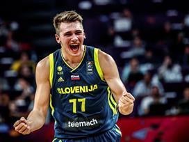 האלופה בחוץ: סלובניה הביסה את ספרד בחצי הגמר