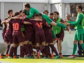 הדור הבא: ברצלונה זכתה בליגת האלופות לנוער