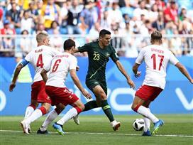 הכל פתוח: 1:1 בין דנמרק ואוסטרליה