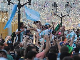סופרים לאחור: הארגנטינאים מוכנים לקרואטיה
