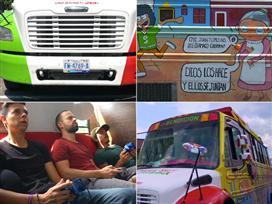 אוטובוס הקסמים: ככה נוסעים למונדיאל