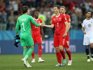 שווייץ עלתה שלב עם 2:2 נגד קוסטה ריקה