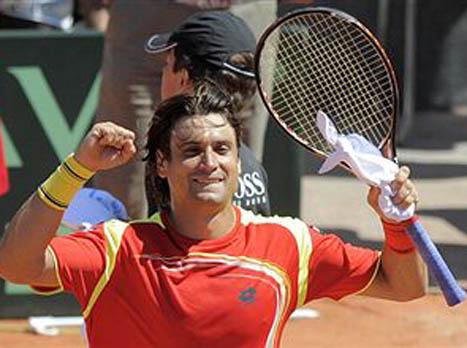 """הקלאסיקו של הטניס? פרר יפגוש בשלב הבא את ארה""""ב (gettyimages)"""
