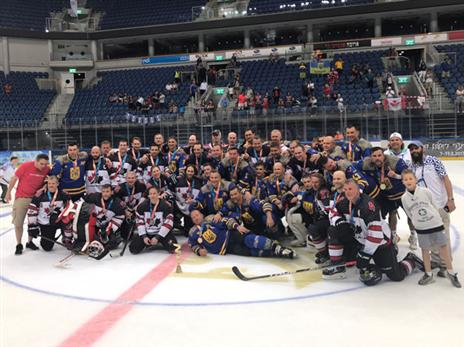 21:00: ארצות הברית וקנדה בגמר ההוקי קרח