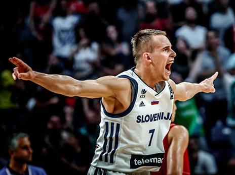 מי שלקח את המושכות ברבע האחרון היה דווקא פרפליץ' (FIBA)