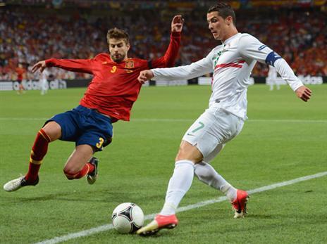 פורטוגל מול ספרד. אסור להחמיץ (gettyimages)