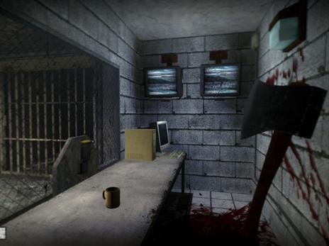 "Nightmare House 2. מוד אשר פותח במקור ע""י ישראלי עבור Half Life 2: Episode 2."