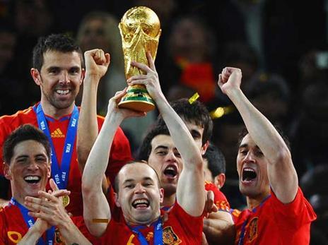 עוד גביע עולם לספרד? (Getty)