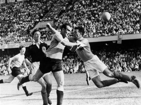 מונדיאל 1954. ספרד לא הגיעה אליו (getty)