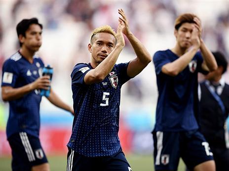 אוהדי יפן לא אהבו את היכולת (GETTY)