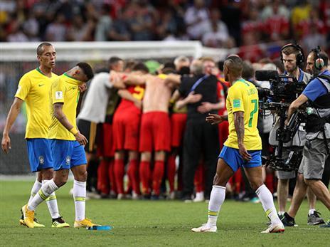 ברזיל שוב נכשלת מול האירופיות (getty)