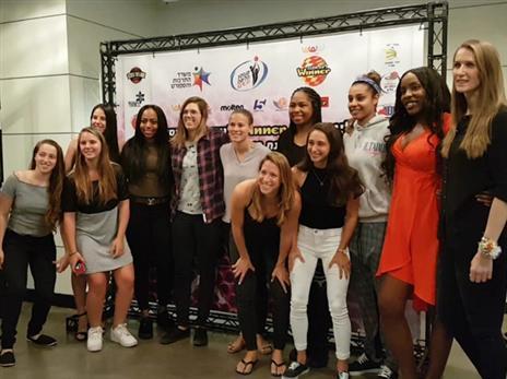 אירוע פתיחה חגיגי לליגת הנשים בכדורסל