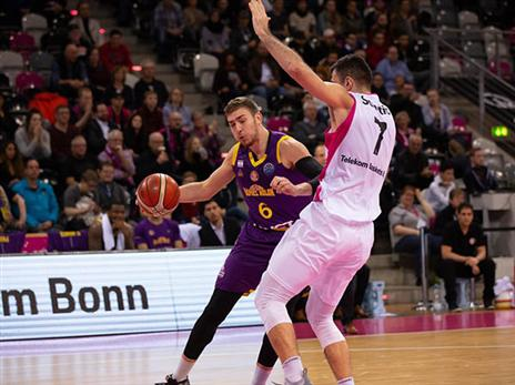 קליין. קשה בלי וולדן ו-וואייט (FIBA)