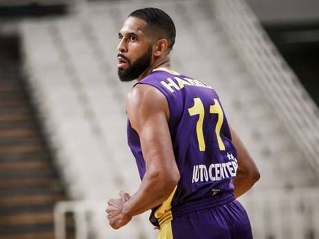 האריס ימשיך להעדר (FIBA)