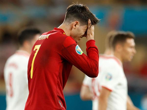 ספרד חייבת לנצח. מוראטה (GETTY)